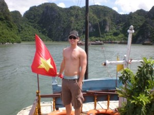 Backpacking to Halong Bay
