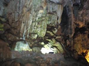 Halong Bay Limestone Caves