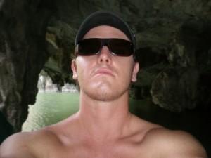 Vietnam Adventure - james bond cave