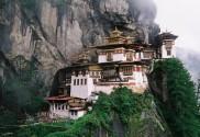 Taktsang Dzong, Bhutan