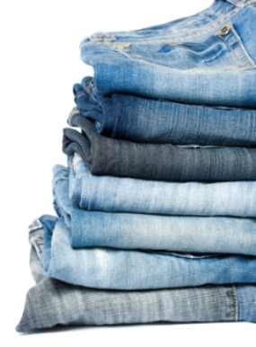 Stacked-Jeans