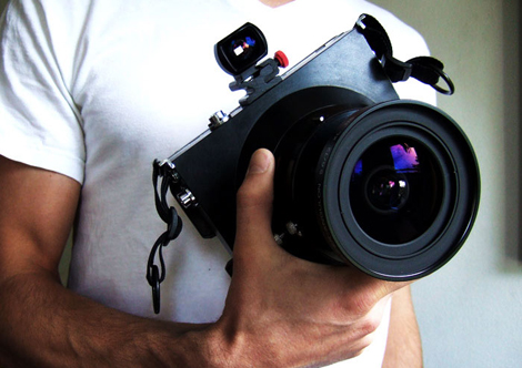 large camera