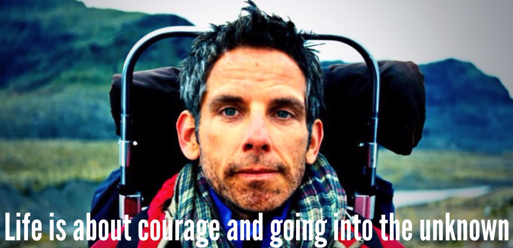 Backpackers Perspective on The Secret Life of Walter Mitty